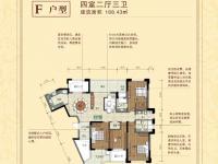 万基•滨江国际F户型