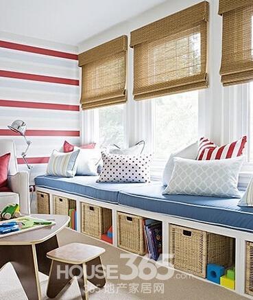 卧室飘窗效果图 飘窗到榻榻米的华丽转变-卧室飘窗装修效果图 尽享舒