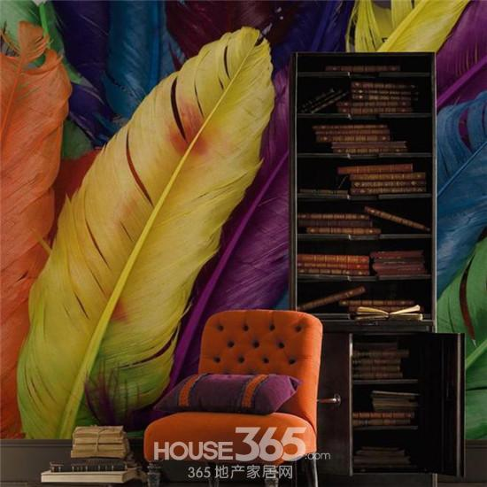 背景墙装修设计效果   沙 发 背 景墙   轻装修重装饰