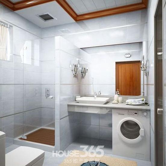 小户型卫生间效果图 方寸间的设计