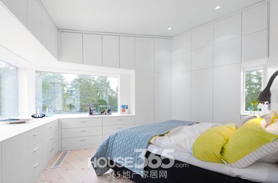 卧室衣柜装修效果图 独具匠心的衣柜赏析