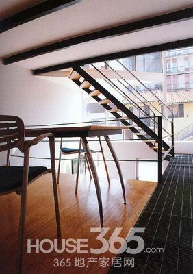 阁楼楼梯设计图片 创意无限