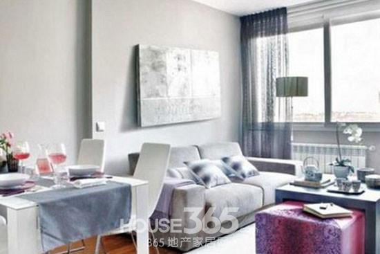 客厅简单装修图片 让家简约却不简单