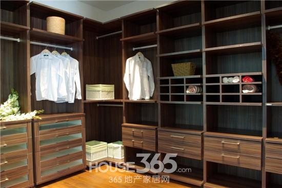 45款整体衣柜设计效果图 总有一款适合你