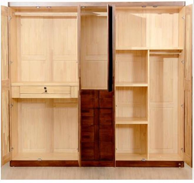 四米衣柜内部结构图