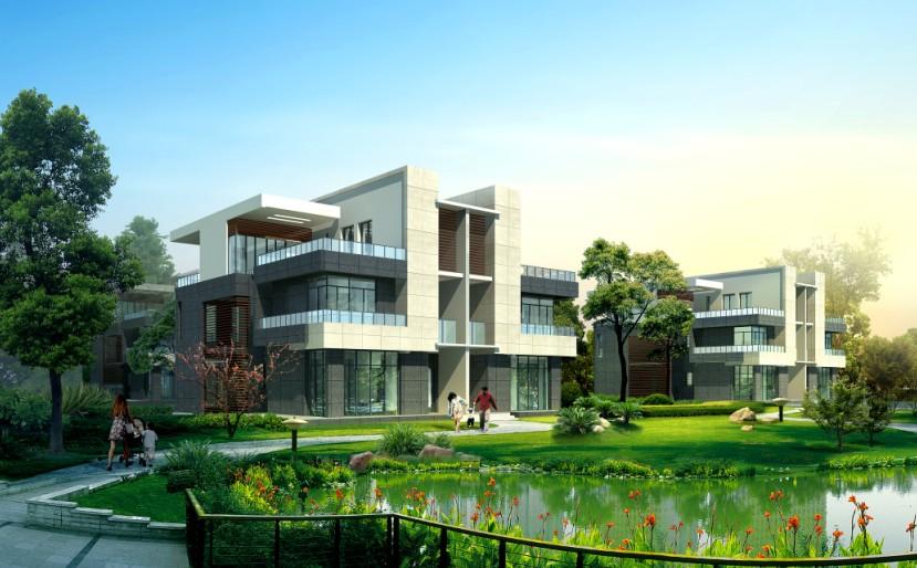 建筑300m别墅设计图