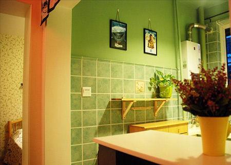 小房间大用途 50平精致小户型装修设计