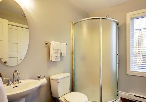 小户型当道 小浴室的创意装修设计