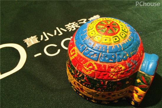 diy可爱手绘陶器