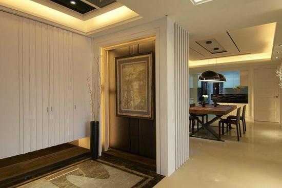 厨房与客厅隔断设计