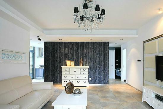 廚房與客廳隔斷設計