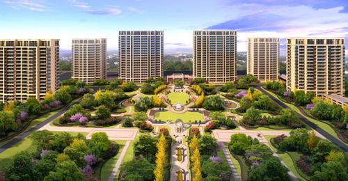 恒大•中央花园