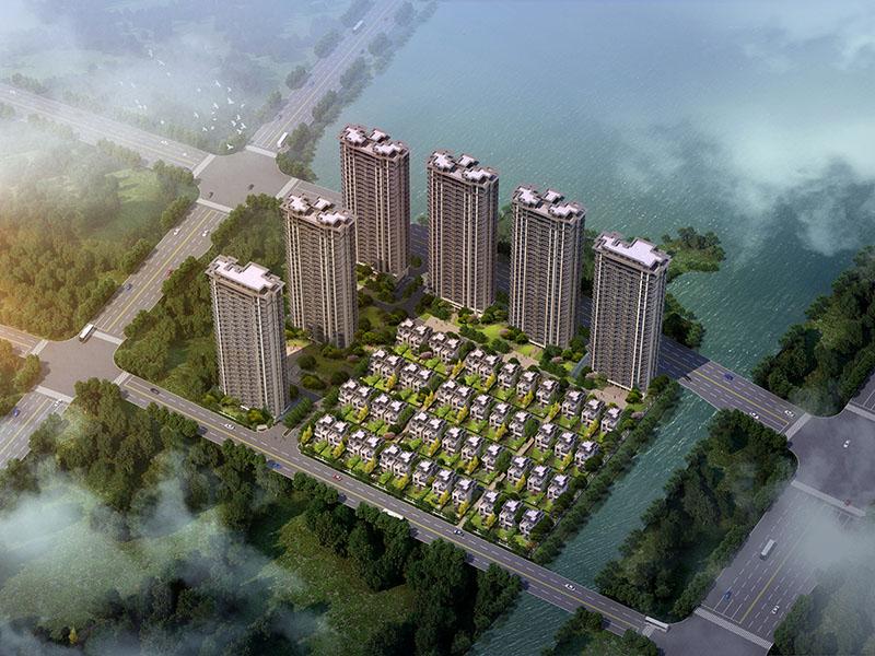 恒鑫•景湖苑